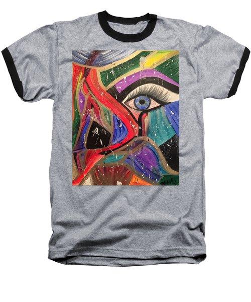 Motley Eye Baseball T-Shirt