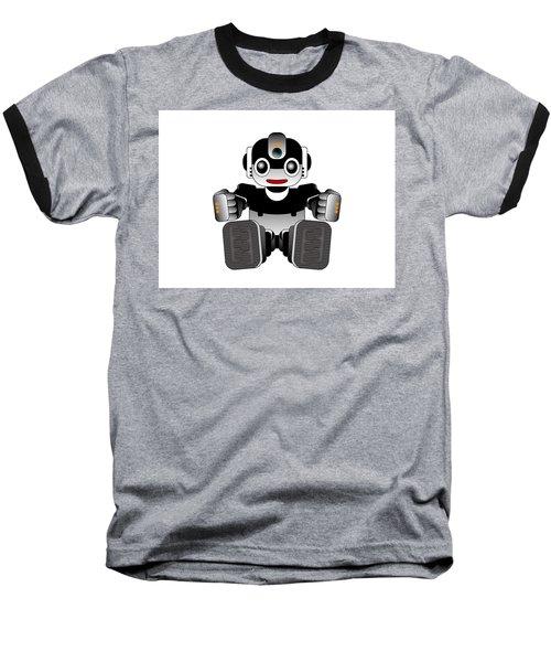 Moto-hal Baseball T-Shirt