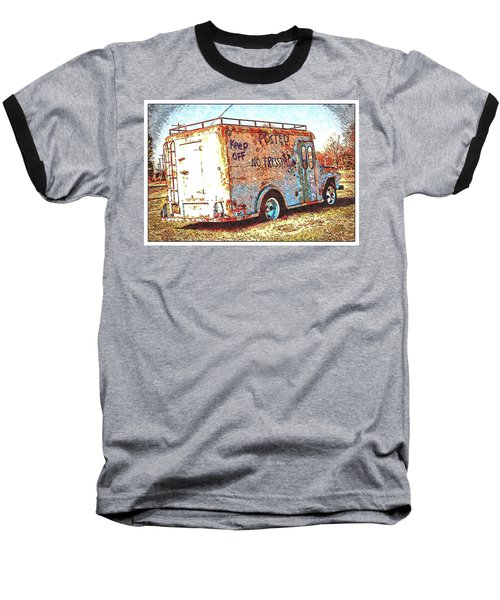 Motor City Pop #19 Baseball T-Shirt