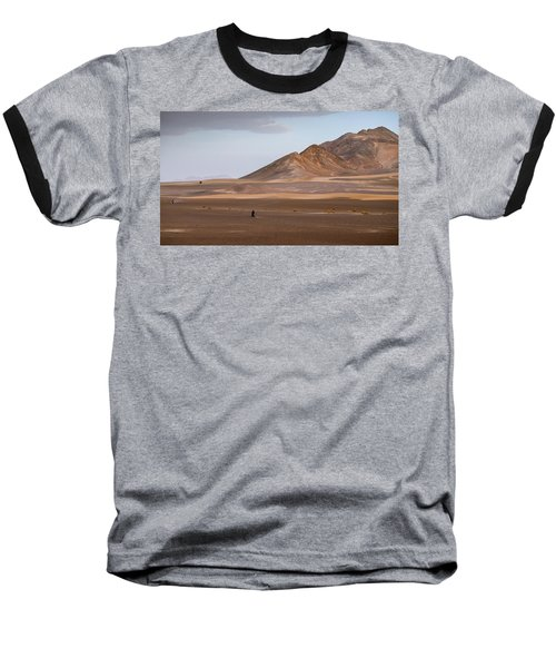 Motorcycles In Persian Desert Baseball T-Shirt