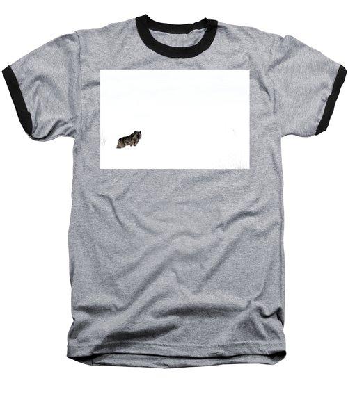 Mottled Baseball T-Shirt