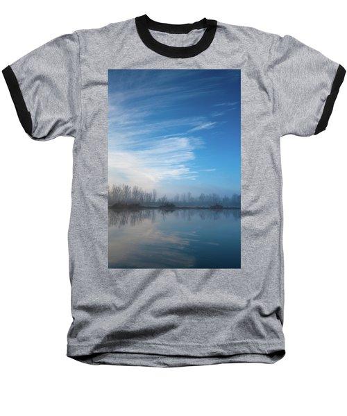 Mottled Sky Baseball T-Shirt