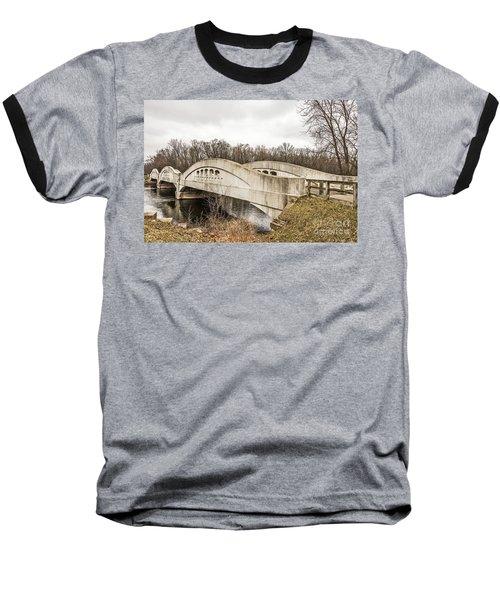 Mottville Bridge On Us 12 In Michigan Baseball T-Shirt