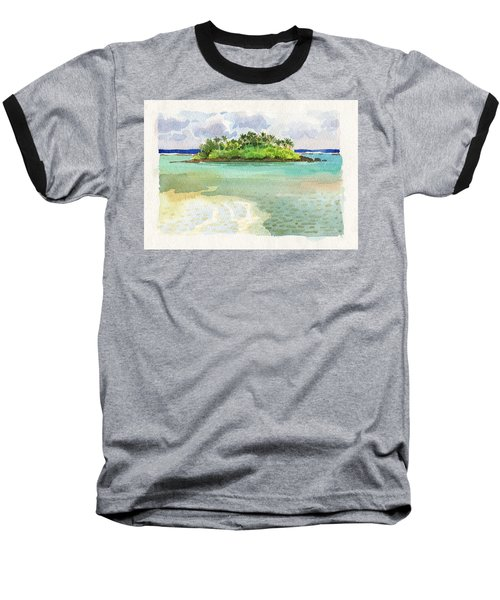 Motu Taakoka Baseball T-Shirt