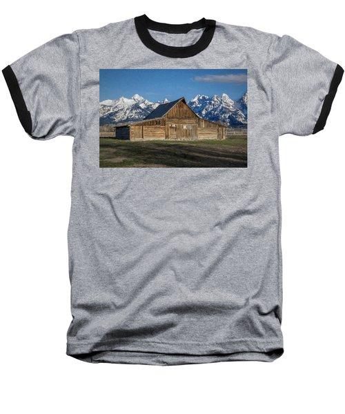 Moulton Barn Baseball T-Shirt