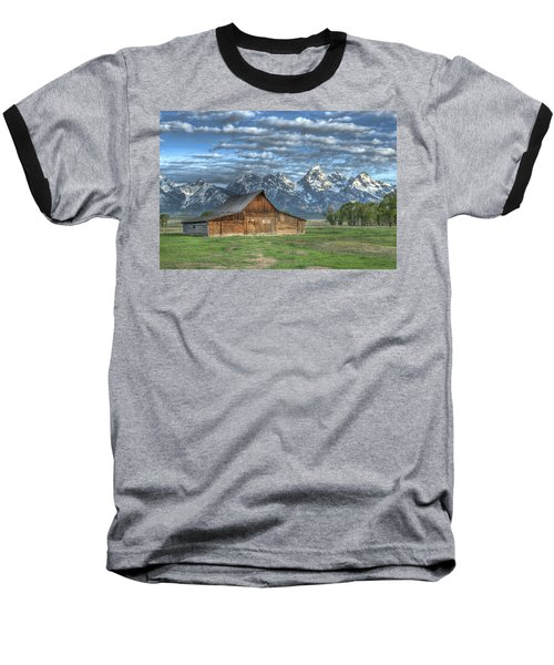 Moulton Morning Baseball T-Shirt