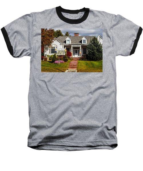 Moultonborough Public Library Baseball T-Shirt