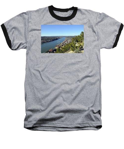 Mount Bonnell Baseball T-Shirt