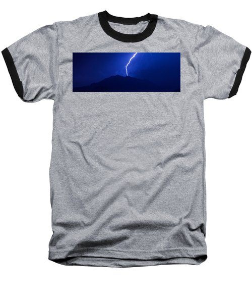 Mount Franklin Lightning Baseball T-Shirt