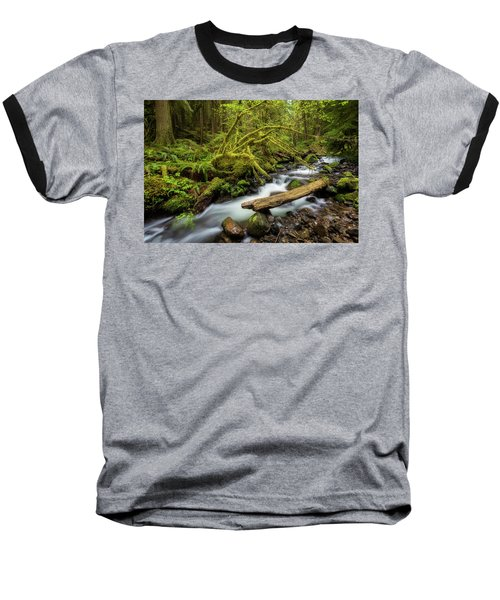Mount Hood Creek Baseball T-Shirt