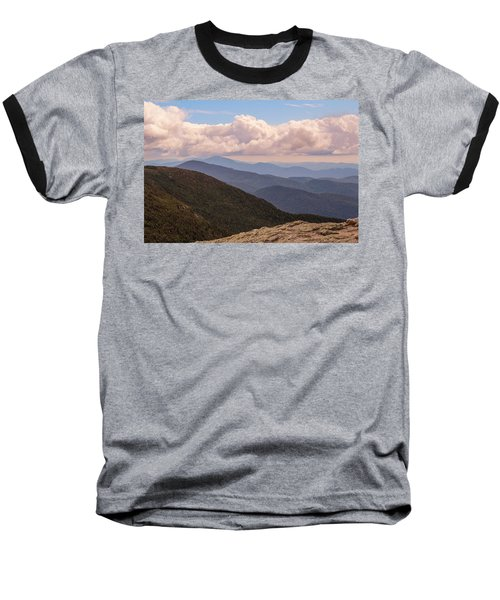 Mount Mansfield Vermont Baseball T-Shirt