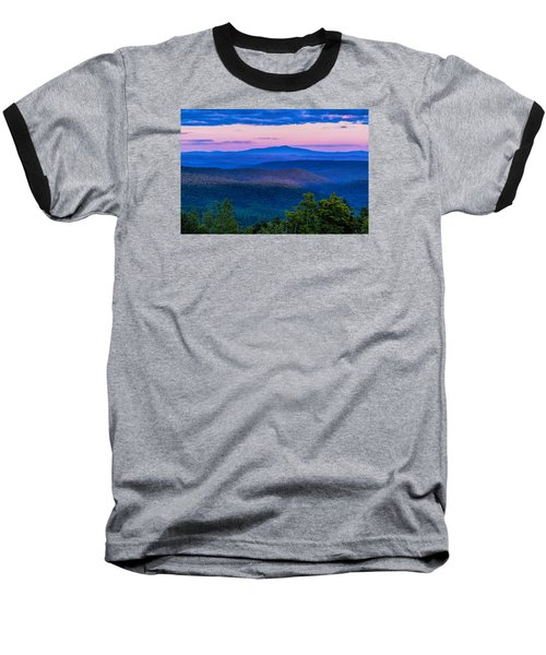 Baseball T-Shirt featuring the photograph Mount Monadnock From Vermont by Tom Singleton