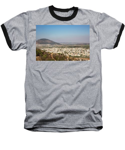 Baseball T-Shirt featuring the photograph Mount Of Ascension by Mae Wertz