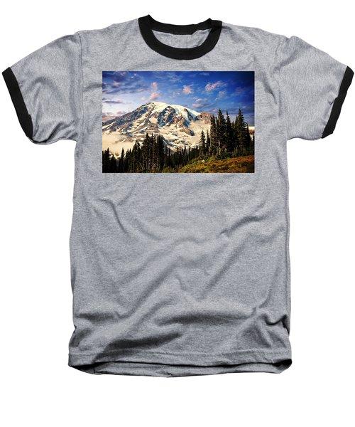 Mount Ranier Baseball T-Shirt