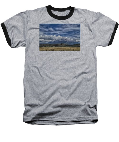 Mount Shasta 9946 Baseball T-Shirt