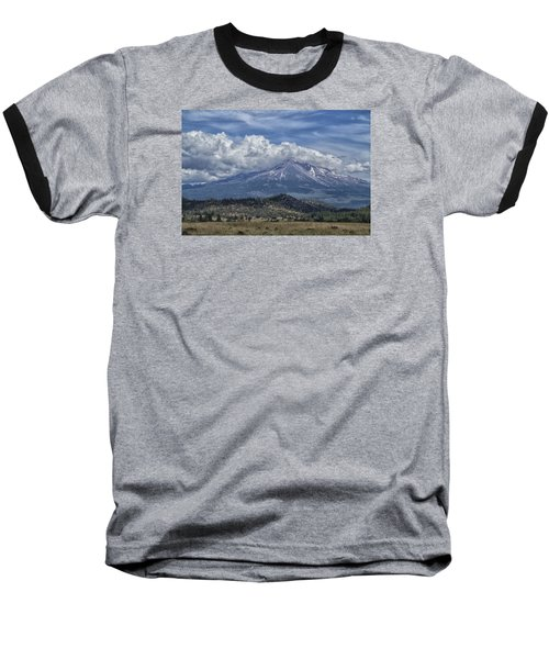Mount Shasta 9950 Baseball T-Shirt
