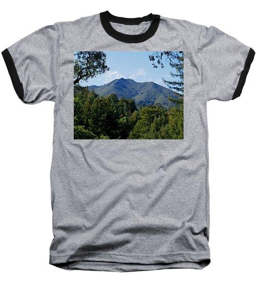 Mount Tamalpais Baseball T-Shirt