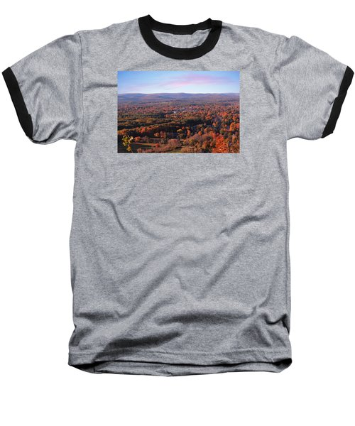 Mount Tom View, Easthampton, Ma Baseball T-Shirt