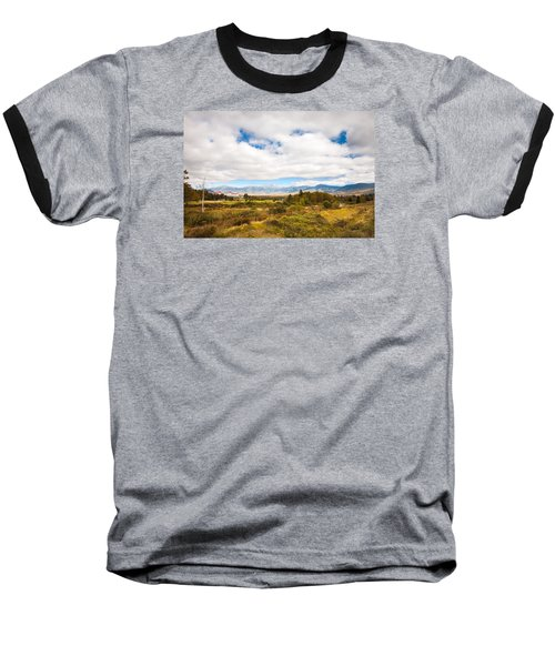 Mount Washington Hotel Baseball T-Shirt