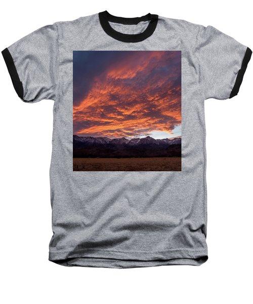 Mount Whitney Baseball T-Shirt