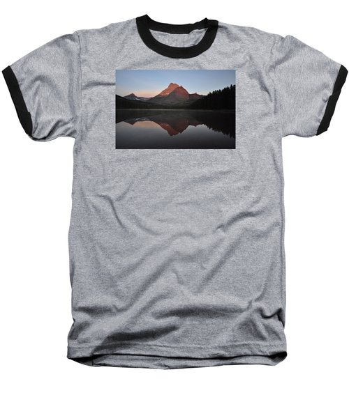 Mount Wilbur, Glacier National Park Baseball T-Shirt