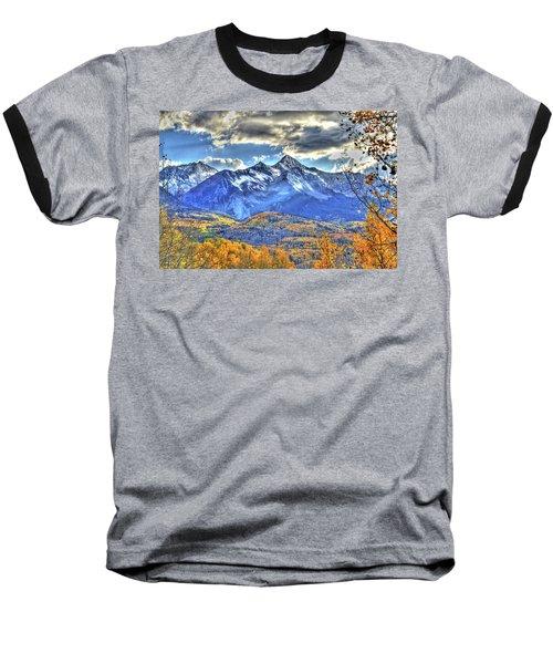 Mount Wilson Baseball T-Shirt by Scott Mahon