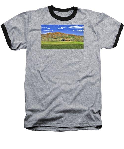 Mountain Barn Baseball T-Shirt