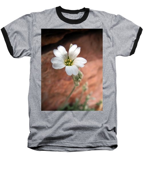 Baseball T-Shirt featuring the photograph Mountain Beauty by RC DeWinter
