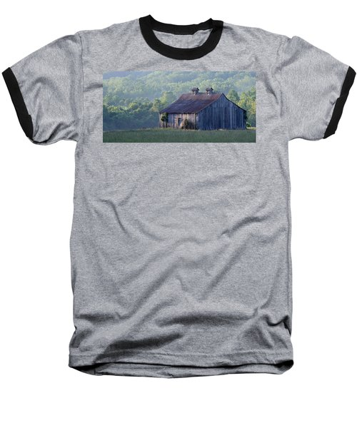Mountain Cabin Baseball T-Shirt