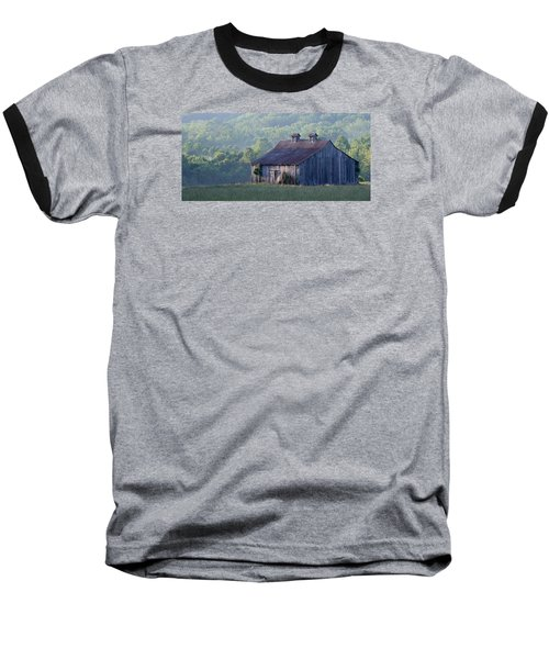 Mountain Cabin Baseball T-Shirt