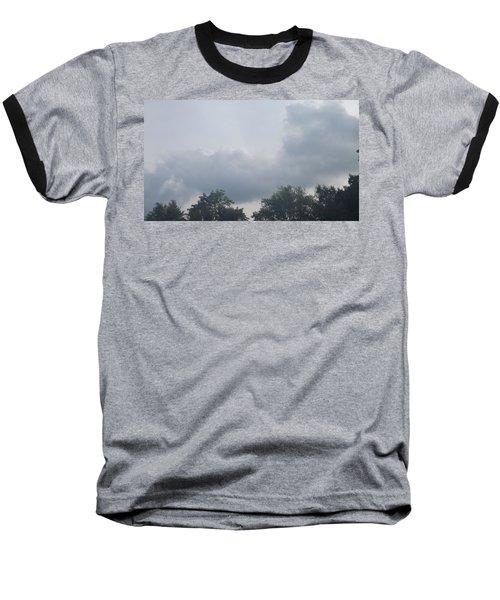Mountain Clouds 4 Baseball T-Shirt by Don Koester