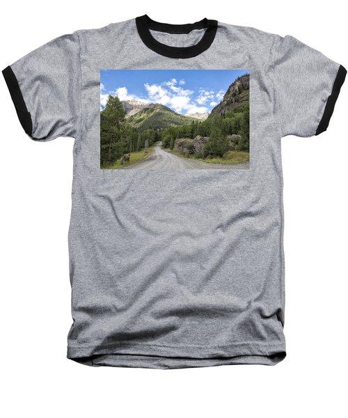Mountain Crossroads Baseball T-Shirt