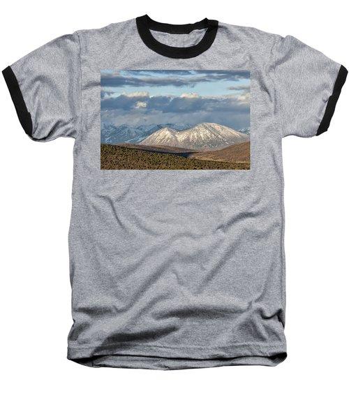 Mountain Highlight Baseball T-Shirt