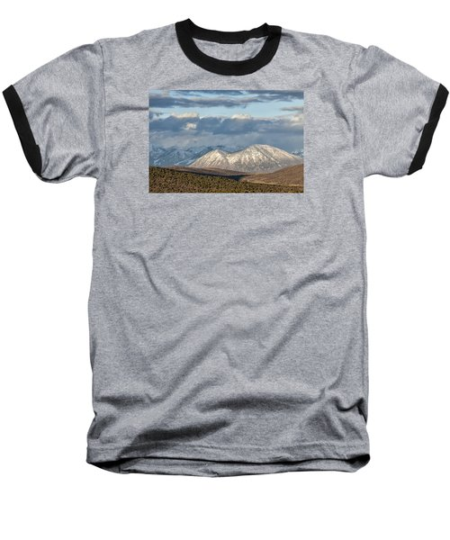 Mountain Highlight Baseball T-Shirt