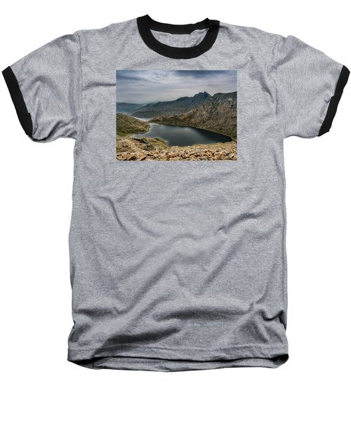 Mountain Hike Baseball T-Shirt