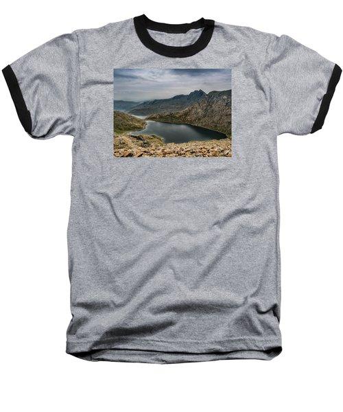 Mountain Hike Baseball T-Shirt