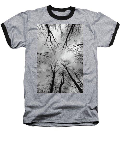 Mountain Lakes Nature Preserve Baseball T-Shirt