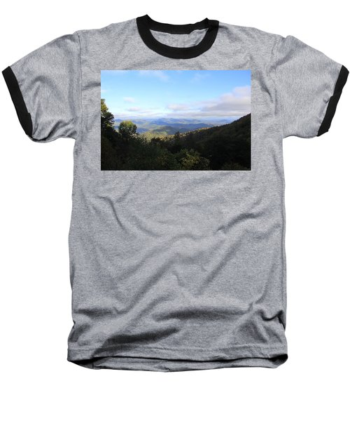 Mountain Landscape 1 Baseball T-Shirt
