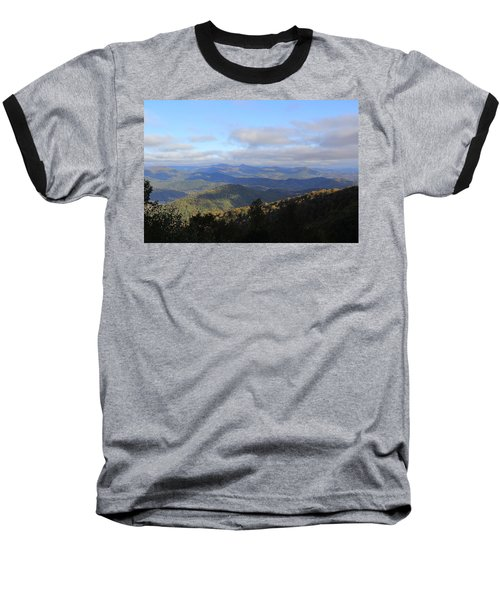 Mountain Landscape 2 Baseball T-Shirt