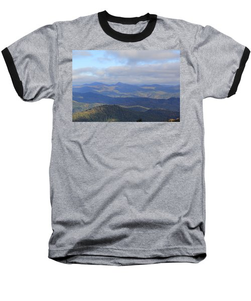 Mountain Landscape 3 Baseball T-Shirt