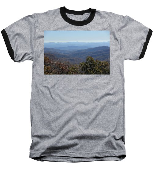 Mountain Landscape 4 Baseball T-Shirt