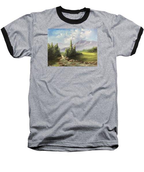 Mountain Meadow Baseball T-Shirt