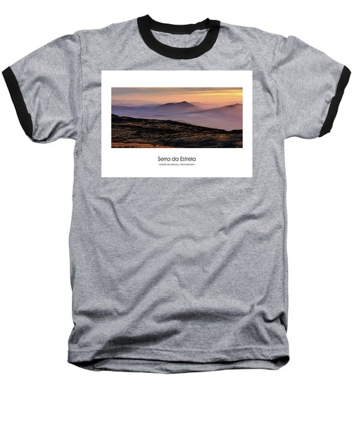 Baseball T-Shirt featuring the photograph Mountain Mist Poster by Marion McCristall