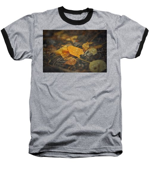 Baseball T-Shirt featuring the photograph Mountain Months  by Mark Ross