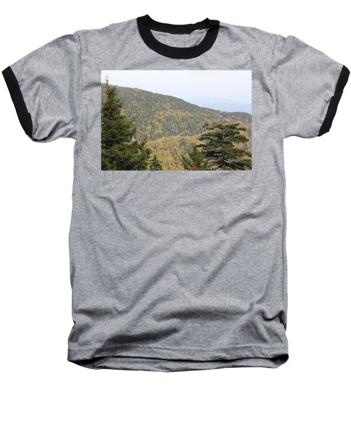 Mountain Passage Baseball T-Shirt