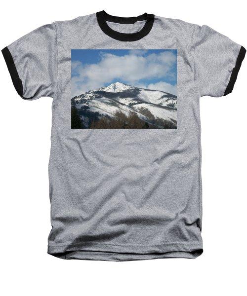 Mountain Peak Baseball T-Shirt