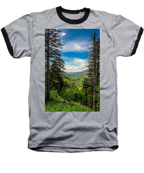 Mountain Pines Baseball T-Shirt
