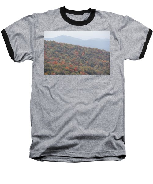 Mountain Range Baseball T-Shirt