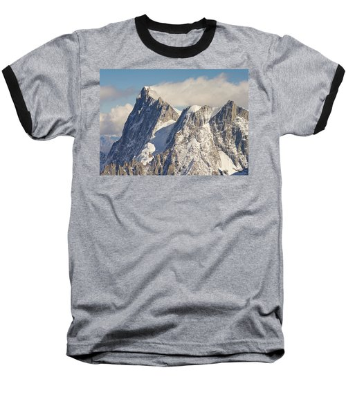 Mountain Rescue Baseball T-Shirt