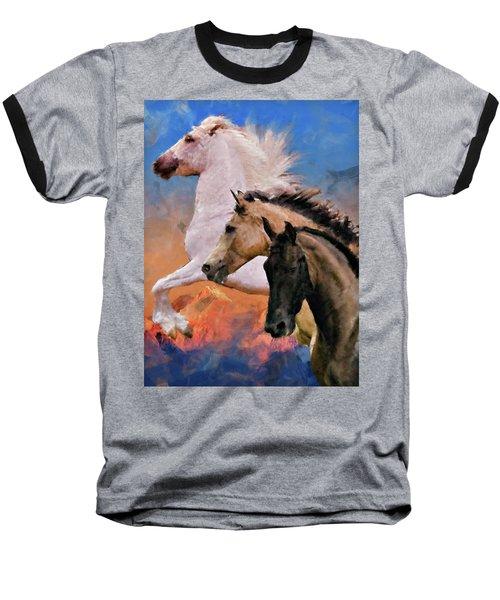 Mountain Ridge Royalty Baseball T-Shirt